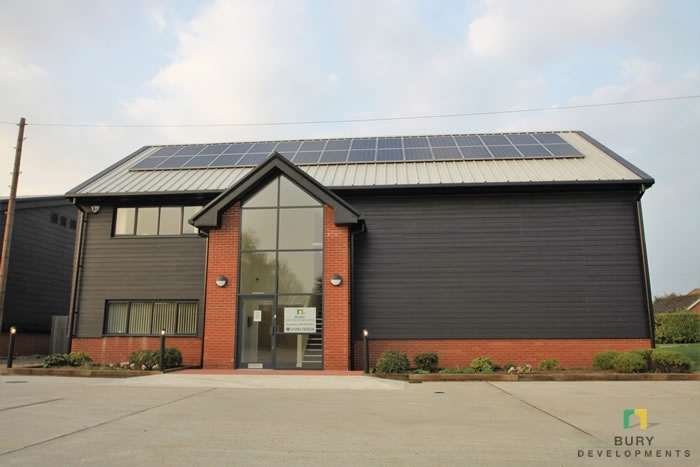 Bury Developments Office