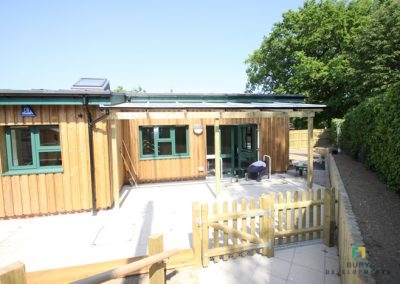 New Children's Centre, Stanton