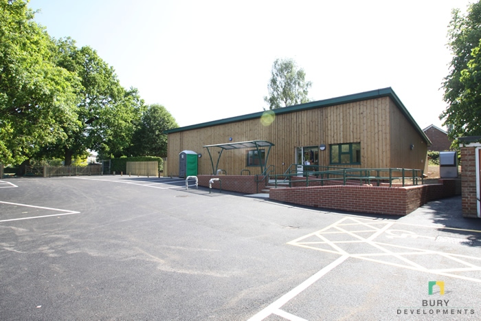 New Childrens Centre, Stanton