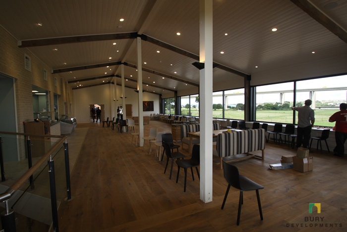 The Cookhouse, Suffolk Food Hall
