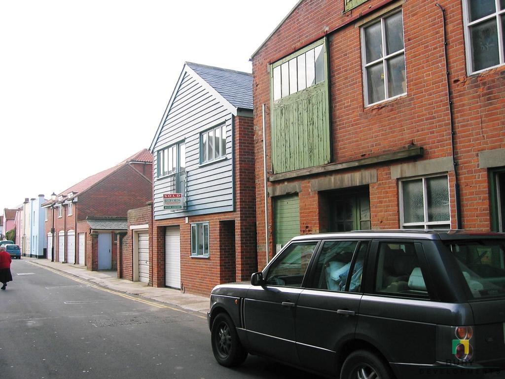 Crabbe Street, Aldeburgh