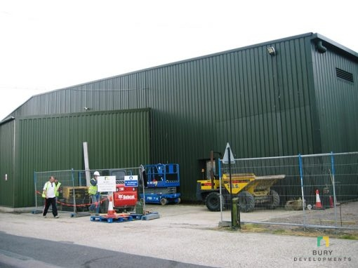 New Supachill Facility, Grampian Foods, Elmswell