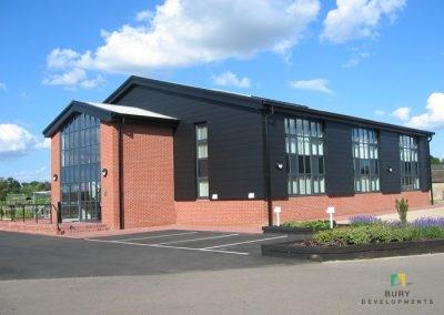 Ensors Accountants, Moseley's Farm Offices