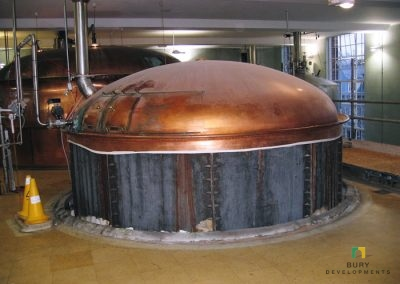 Replacement Mash Tun, Greene King