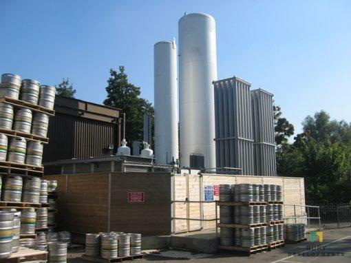 Nitrogen Generator Base, Greene King